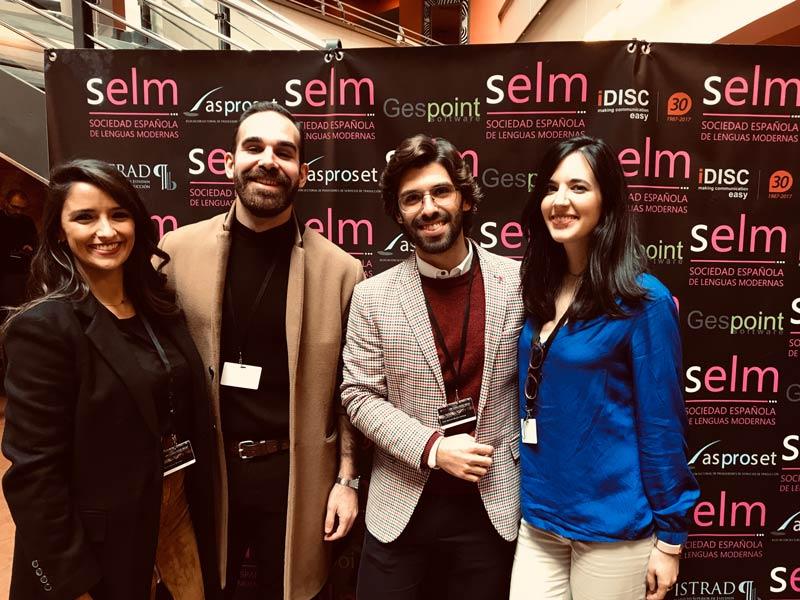 congreso internacional de traductores Selm Tatutrad