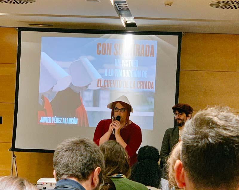 Agencia de traducción Tatutrad en el Selm 2018